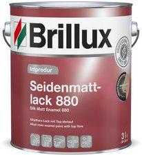 Brillux Impredur Seidenmattlack 880 750ml (versch. Farben)
