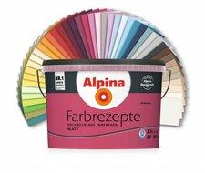 Alpina Farben Farbrezepte Wandfarben Schoko Moko 1 Liter