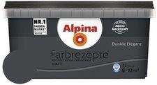 Alpina Farben Farbrezepte Wandfarben Graue Eminenz 1 Liter