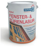 Remmers Aidol Fenster- & Türenlasur Palisander 2,5 Liter