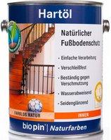 biopin Böden Natur-Hartöl 2,5 L