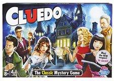 Hasbro Cluedo The Classic Mystery (englische Sp...