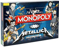 USAopoly Metallica Monopoly Collectors Edition