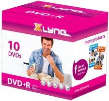 xlyne DVD-R 4,7GB 16x 10er Jewelcase