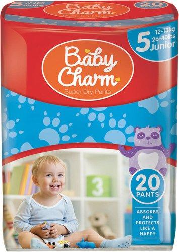 Baby Charm Super Dry Flex Pants Junior (Größe 12 - 18 kg)