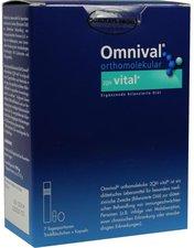 Medice Omnival Orthomolekul. 2OH Vital 7 Tp Trinkfläschchen (7 D)