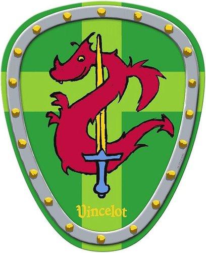 Spiegelburg Ritter-Schild Ritter Vincelot