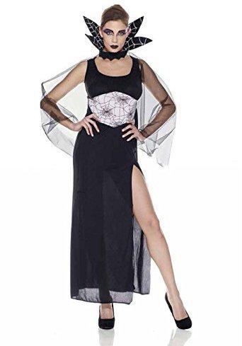 Schwarze Witwe Halloweenkostüm
