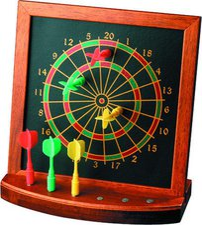 Philos Mini Darts Table Game 3232
