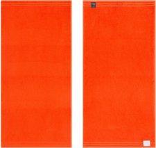 Vossen Calypso Feeling Duschtuch mandarine (67 x 140 cm)