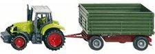 Siku 1634 Traktor mit 2-Achs-Anhänger