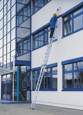 Steigtechnik Profi Seilzugleiter 2-teilig 2 x 15 (11105)