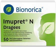 Bionorica AG Imupret N Dragees (50 Stk.)
