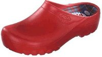 Jolly by Alsa Fashion Clogs (02641x) rot
