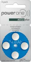 Powerone ACCU plus p675 (4 St.)