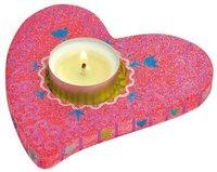 Sunnysue Teelichthalter Herz 3 Stück