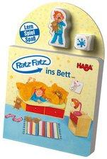 Haba Spielbuch Ratz Fatz ins Bett
