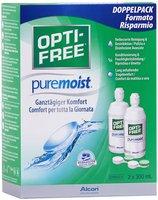 ALCON Opti-free Pure Moist (2 x 300 ml)
