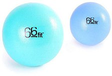 66Fit Pilates Bälle 2er Set blau BP-063-2025
