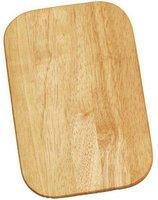 Kesper Frühstücksbrett Holz hell 25 x 16,5 cm