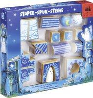 Drei Magier Spiele Stapel-Spuk-Steine