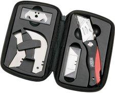 Bessey Cutter-Messer im Etui mit Ersatzklingen (DBKPH-SET)