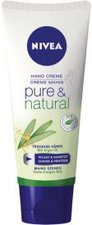 NIVEA Hand Pure & Natural Hand Creme (100 ml)