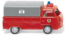 Wiking Feuerwehr - VW T2 Pritsche (086121)