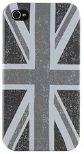 KIT Mobile Distressed Union Jack (iPhone 4/4S)