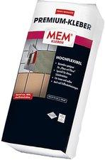 MEM Premium-Kleber 25 kg - hochwertiger Klebemörtel
