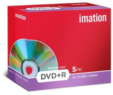 Imation DVD+R Double Layer