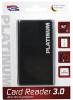 Bestmedia Platinum 177605 Card Reader USB 3.0