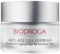 Biodroga Anti-Age Cell Tagespflege Trockene Haut (50 ml)