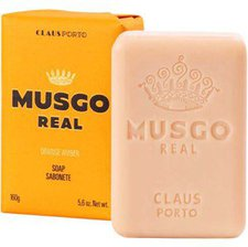 Claus Porto Musgo Real Men's Body Soap Orange Amber (160 g)