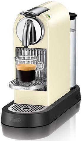 DeLonghi Nespresso Citiz EN 166.CW 60's White