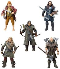 The Bridge Direct The Hobbit - Collectors Pack (5 Figuren)