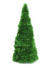 Europalms Tannenbaum kegelförmig 150 cm