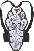 Dainese Back Protector Soft Lady red/black