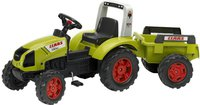 Falquet & Cie Claas Arion Traktor und Trailer