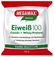 Megamax Eiweiss 100 Vanille Pulver (30 g)