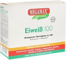 Megamax Eiweiss 100 Mix Kombi Megamax Pulver (7 x 30 g)