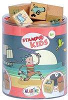 AladinE Stampo Kids Piraten (03327)