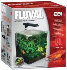 Fluval EBI Nano-Aquarium Kit Garnelen 30 L