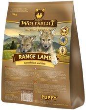 Wolfsblut Range Lamb Puppy (2 kg)