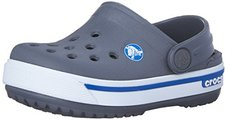 Crocs Crocband II.5 Kids charcoal/blue