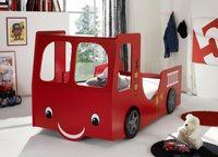 Roller Feuerwehrauto-Bett Heat