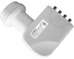 Octagon Optima OQSLO Quad LNB