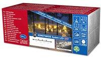 Konstsmide LED Büschellichterkette Systemerweiterung 208er weiß (4643-103)