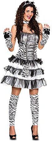 Sexy Zebra Kostüm