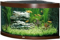 Juwel Aquarium Trigon 190 - dunkelbraun